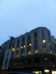 Slightly light at 5pm
