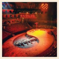 The stage set for Carmen