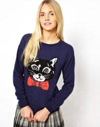 Clive the Cat jumper