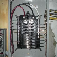 Wiring Sub Panel To Main Diagram Boat Trailer Wire 100 Amp Service Pictures Pin On Pinterest - Pinsdaddy