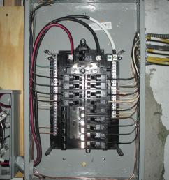 wiring a 100 amp service panel wiring diagram today ground wire 100 amp service panel port [ 864 x 1152 Pixel ]