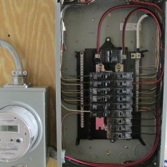 Service Panel Wiring Diagram S Video A 100 Amp Free Engine Image For