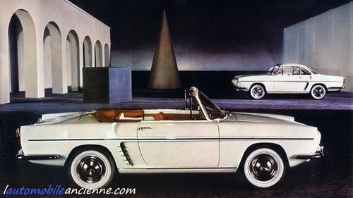 Renault Floride Et Caravelle L Automobile Ancienne