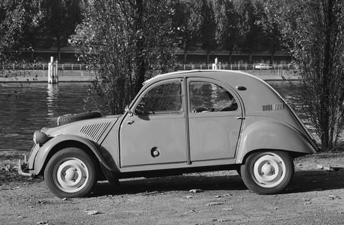 citro n 2cv sahara 1960 1967 l 39 automobile ancienne. Black Bedroom Furniture Sets. Home Design Ideas