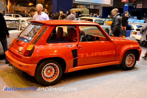 renault 5 turbo 1980 l 39 automobile ancienne. Black Bedroom Furniture Sets. Home Design Ideas