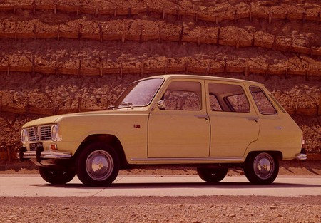 Renault 6 1968 1980 Lautomobile Ancienne