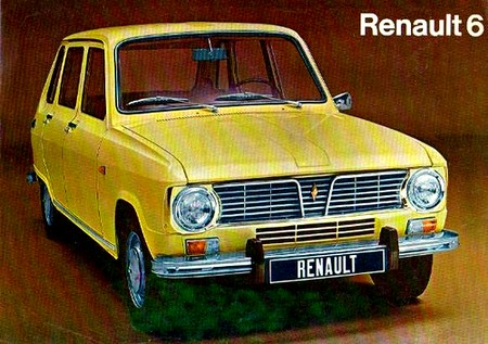 renault 6 1968 1980 l 39 automobile ancienne. Black Bedroom Furniture Sets. Home Design Ideas