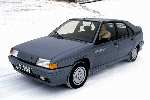 citro n bx sport 1985 1987 l 39 automobile ancienne. Black Bedroom Furniture Sets. Home Design Ideas
