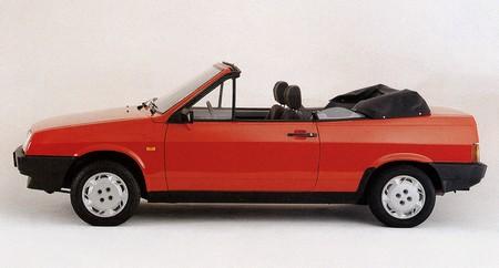 lada natacha cabrio 1991 1994 l 39 automobile ancienne. Black Bedroom Furniture Sets. Home Design Ideas