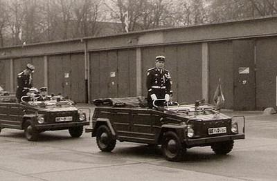 Volkswagen 181 (1969-1983) | l'automobile ancienne