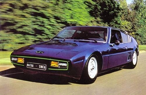 matra bagheera 1973 1980 l 39 automobile ancienne. Black Bedroom Furniture Sets. Home Design Ideas