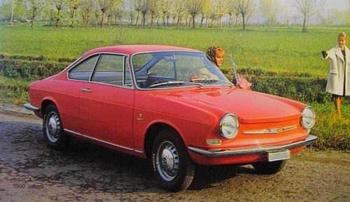 Simca 1000 coup 1961 1967 l 39 automobile ancienne - Simca 1000 coupe bertone occasion ...