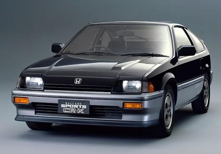 honda civic crx 1983 1987 l 39 automobile ancienne. Black Bedroom Furniture Sets. Home Design Ideas
