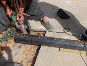 Rocket Stove 2
