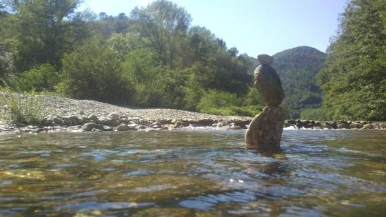 Kerne à la rivière