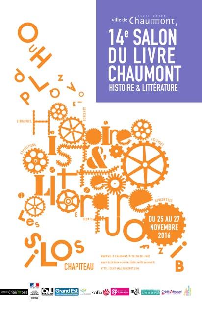 L'Autre Moitié du Ciel au Salon du Livre de Chaumont