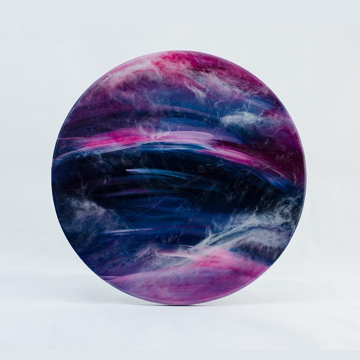 Commissioned artwork: Purple Dreams