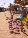 Estampa en Chad. Foto: Mark Knoboll