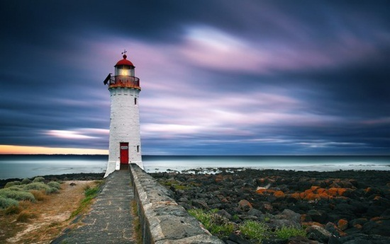 Lighthouse Landscape Photography (1)