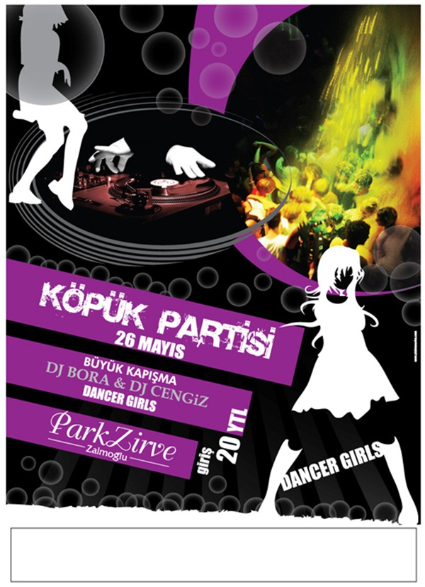 Amazing Party Poster Designs14