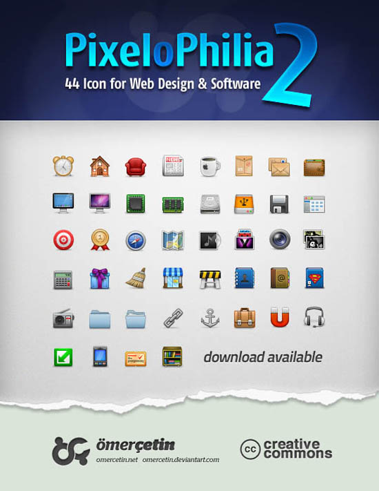 Download 100+ Design & Software Icons
