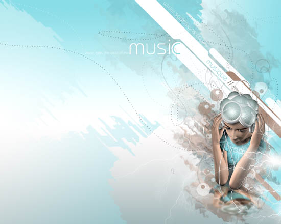 High Resolution Music Wallpapers