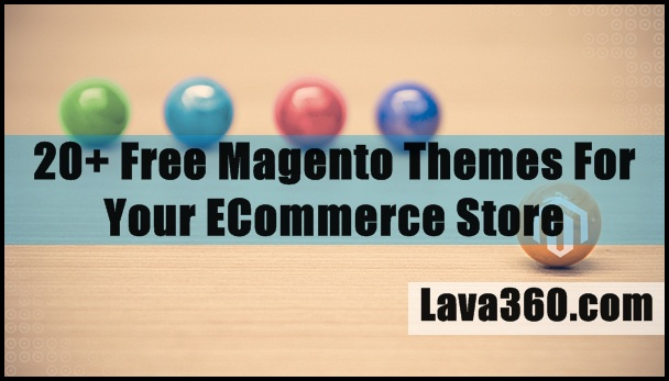 Free Magento Themes For Your ECommerce Store