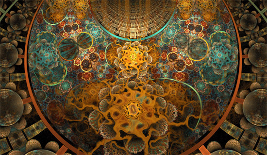 Amazing Pieces of Fractal Art For Your Inspiration