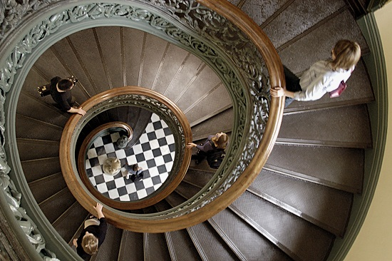 Peabosy Spiral Staircase