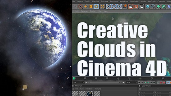 tutorial: how to make creative cloud in cinema 4D
