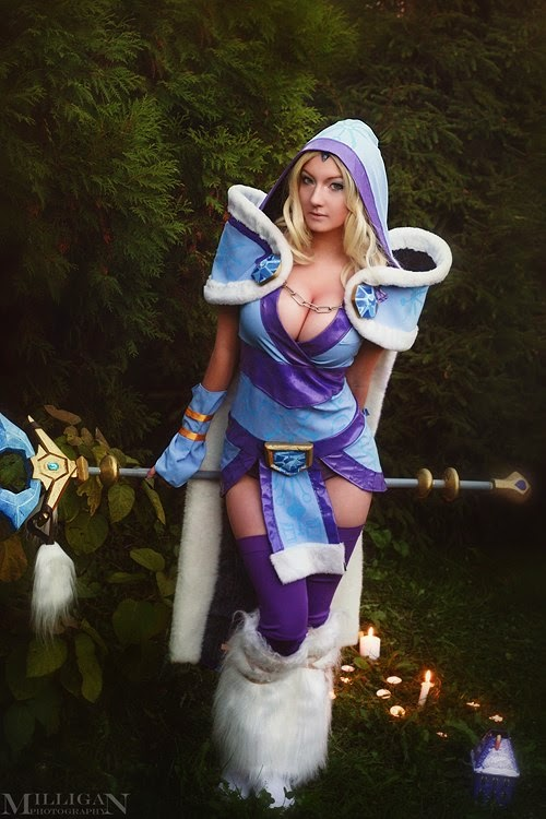 crystal maiden Cosplay
