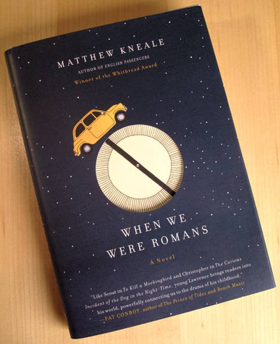 When We Were Romans! book cover