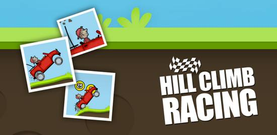 Hill Climb Racing Free android app