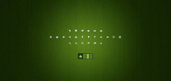 Minimicons 2nd Edition PSD file for free download