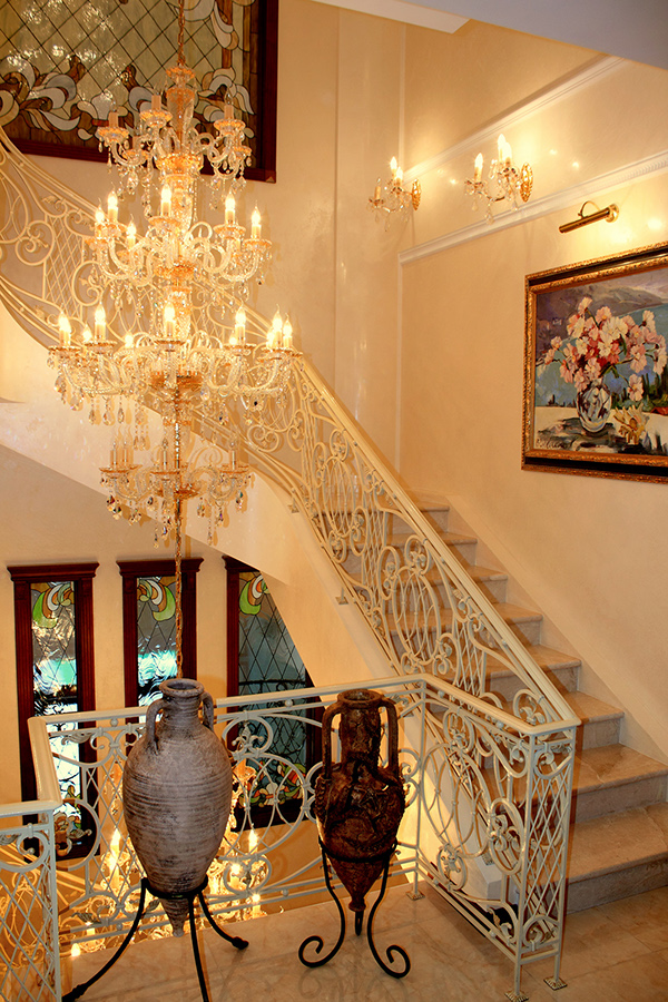 Cool Interior Design idea gorgeous house staircase1.10