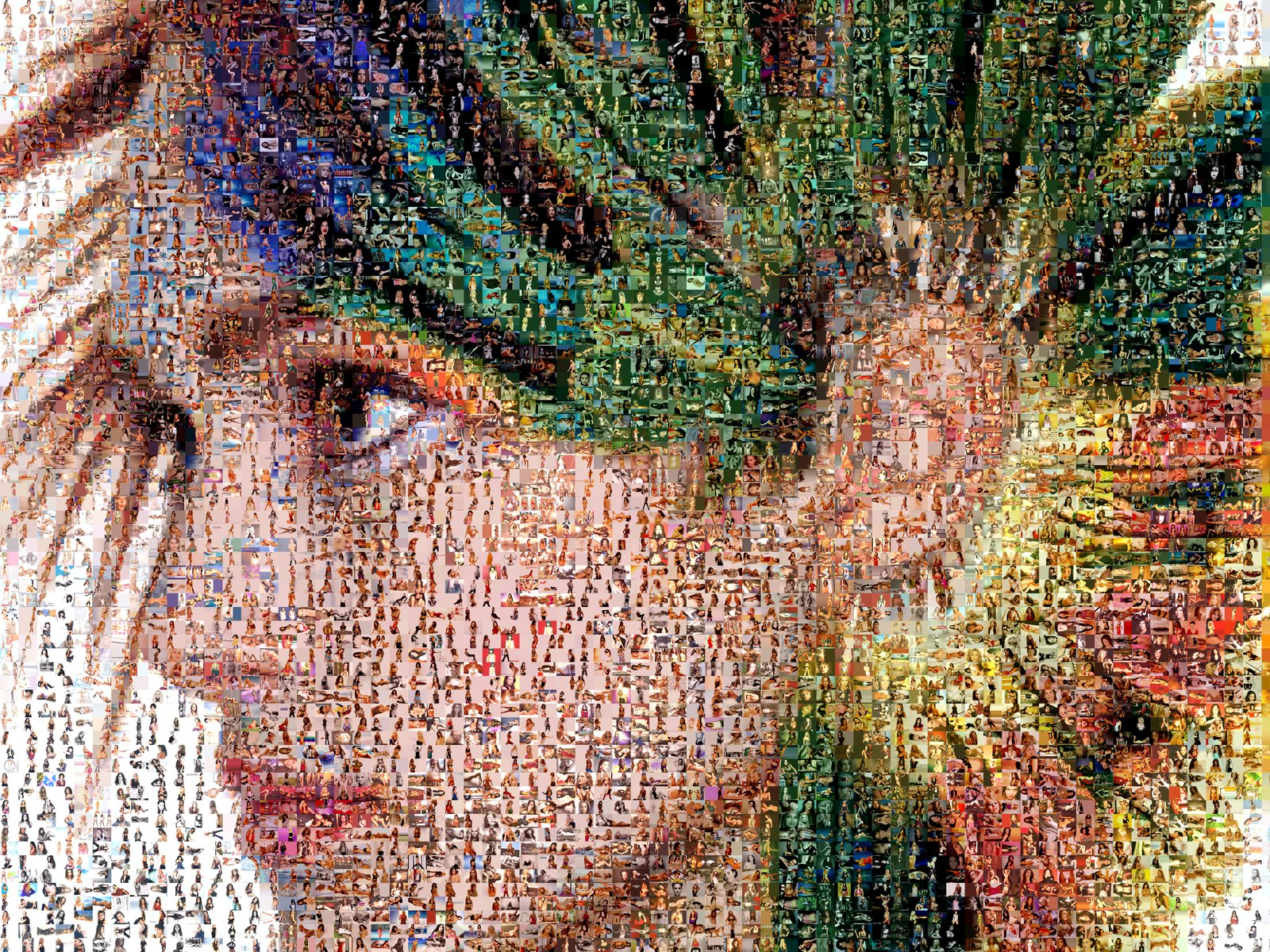 30 Incredible Examples Of Photo Mosaic Portraits - Lava360-1963