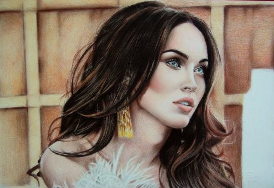 Good Colored Pencil Drawings