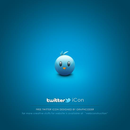 Twitter icon design inspiration