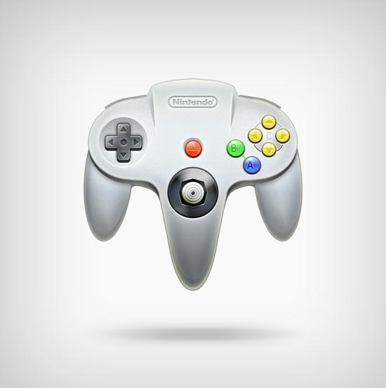 joystick icon design inspiration