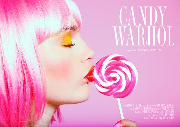 Sweet Candy Girls Fashion Photography.39