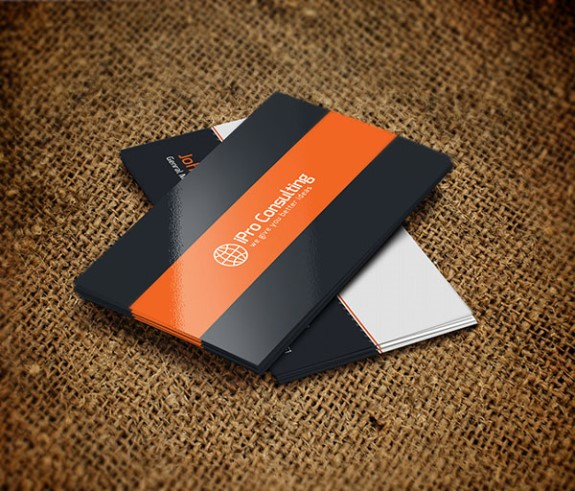 iPro Consulting Business Cards