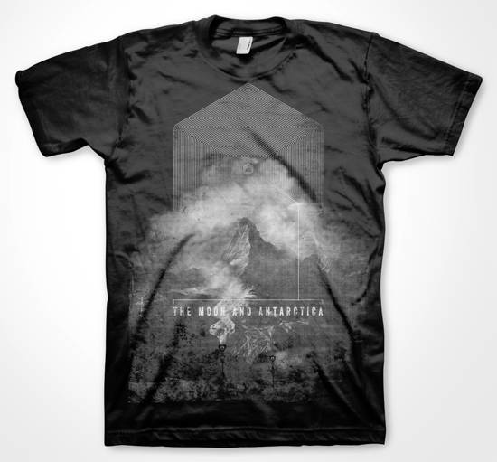 the mountain t-shirt design
