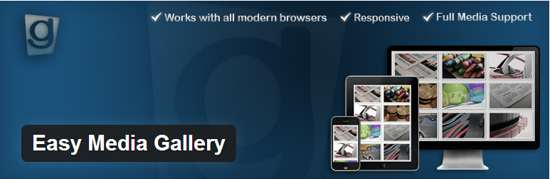 Easy Media Gallery plugins