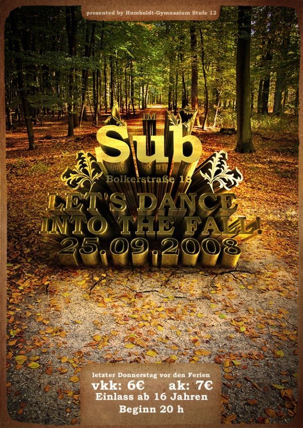 Lets Dance Into The Fall