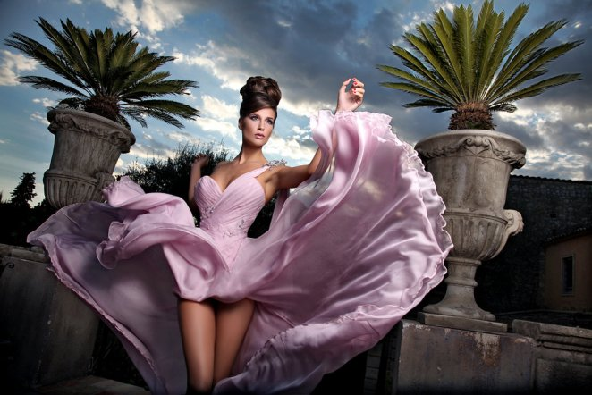 Denis Durant Couture stylish Fashion Photography
