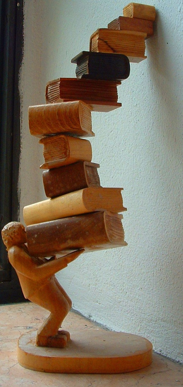 Creative Wooden Artworks and Sculptures6