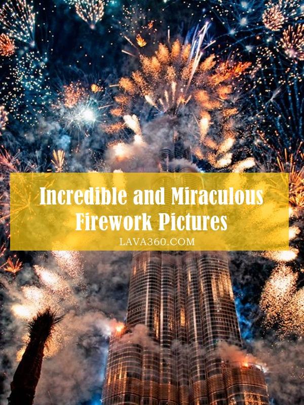 Incredible Firework Pictures1.2