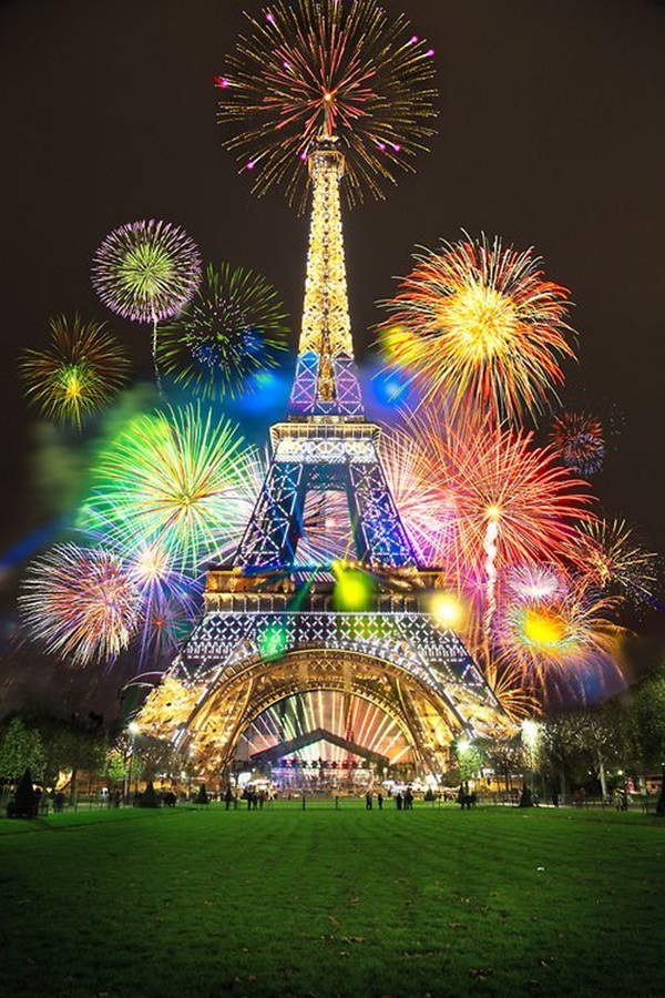 Incredible Firework Pictures24.1