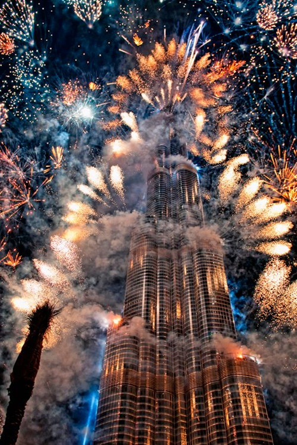 Incredible Firework Pictures7