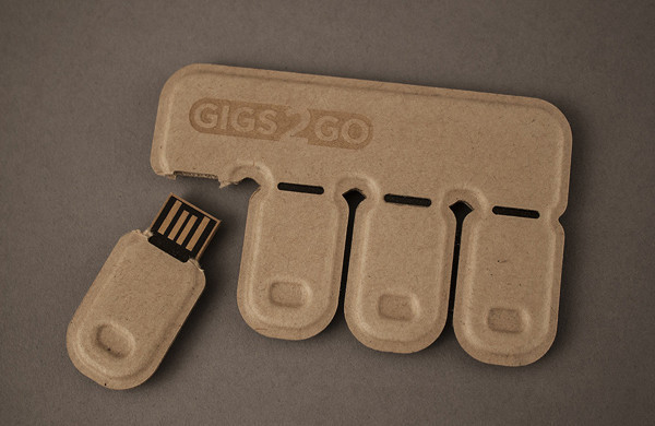 GIGS 2 GO Product Packaging Designs